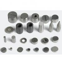 Buy cheap magnet good quality magnet with m4 hole from wholesalers