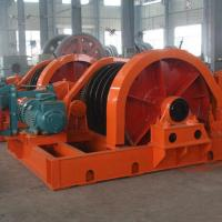 Buy cheap JZ-16/1000 underground mining electric shaft sinking winch manufacturer product