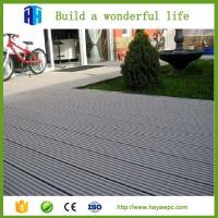 Buy cheap Good price anti-slip wood plastic composite decks China manufacturing company from wholesalers