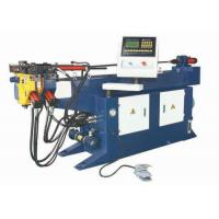 Buy cheap Semi Automatic Hydraulic Pipe Bending Equipment , Round Bar Benders from wholesalers