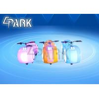 Buy cheap Dynamic Sound Child Electric Motorcycle Car / Amusement Park Dashing Car from wholesalers