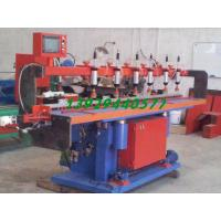Buy cheap automatic drilling machine /window shutters equipments / wooden shutters processing machin from wholesalers