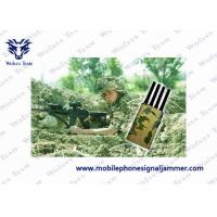 Buy cheap Camouflage Cover GPS Jammer 36W Power Consumption Cell Phone Blocking Device from wholesalers