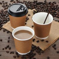 Buy cheap Disposable Thicken Black Coffee Lids , Safe Dome Switch Hot Drink Lids from wholesalers