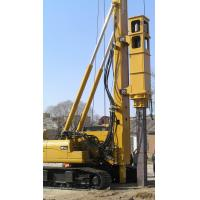 Hydraulic Piling Rig TH60 Drilling Diameter 300MM