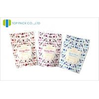 Buy cheap Resealable PET / AL / PE Standing Herbal Incense Bags with Custom Printing / Size product