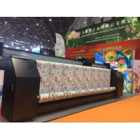 Buy cheap 4KW Power Heat Sublimation Machine Fabric Color Fixation Printing Machine product