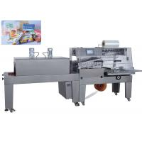 Buy cheap Food Shrink Wrap Machine , Shrink Wrap Packaging Machine Low Heat Consumption from wholesalers