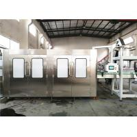 Buy cheap Auto Mineral Water Bottle Filling Machine , Liquid Filling Line For Water Plant product