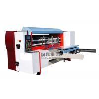 Buy cheap YUNXIANG Flat Bed Die Cutting Machine Lead Edge Rotary Die Cutting Machine For Corrugated product