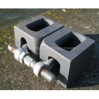 Buy cheap Container Lashing equipment Point D Ring Alloy Steel bar Liftimg Points from wholesalers