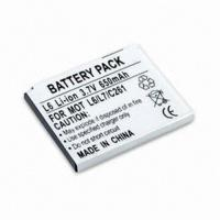 Buy cheap Li-ion battery for Motorola L6 from wholesalers