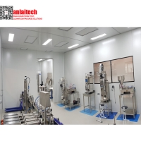 Buy cheap Sandwich panel wall medical clean room from wholesalers