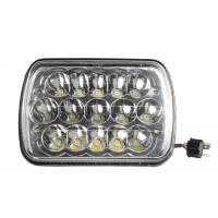 Buy cheap 45w Square Driving Led Lights , Hid Xenon Fog Driving Lights For Car Jeep from wholesalers