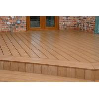 Buy cheap Totally Recyclable WPC Composite Decking Timber For Garage Flooring from wholesalers