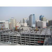28m Hydraulic Concrete Placing Boom , Concrete Boom Pump Cable Remote Control