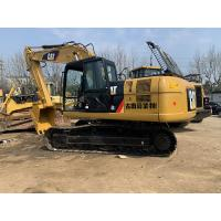 Buy cheap 6  Cylinders 148hp 1.0cbm Bucket Used CAT Excavator from wholesalers