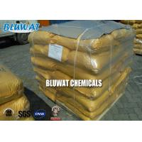 Buy cheap Industrial Grade 30% Al2O3 Yellow Polyaluminium Chloride for Wastewater Treatment from wholesalers