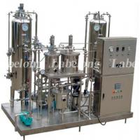 Buy cheap CE Certification Liquid Mixing Equipment HS 8422303090 PLC Control SUS304 from wholesalers