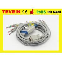 Buy cheap Professional Integrated 10 Lead EKG For Portable EKG Machines DB 15pin from wholesalers