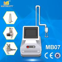 co2 fractional laser skin rejuvenation & wrinkle removal machine with rf tube
