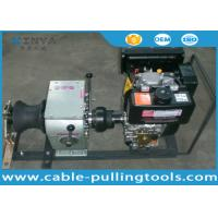 Buy cheap Power Construction Tools 3 Ton Diesel Engine Winch Lifting Hoist JJM3C from wholesalers