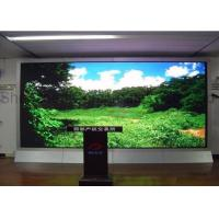 Buy cheap Programmable LED Message Sign HD P6 Full Color LED Video Wall Indoor LED Advertising Display Electronic Billboard from wholesalers