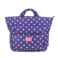 Buy cheap Big Size Female Travel Bag , Colorized Girls Travel Shopping Bag from wholesalers