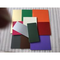 Buy cheap PVDF Paint Aluminum Composite Material Exterior Cladding Materials For Buildings product