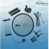 Buy cheap Reliable Electric Bike Lithium Battery , 24V / 36V / 48V Ebike Kits from wholesalers