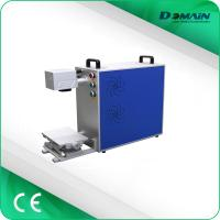 Buy cheap Stainless Steel Laser Engraving Machine , Fiber Laser Etching Machine For Jewelry from wholesalers