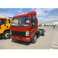 6 Wheels Light Duty Trucks Chassis Euro 2 Dimension 4x2 Driving Type