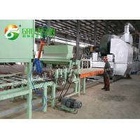 Buy cheap Mineral Wool Acoustic Ceiling Board Production Line Heat Insulation / Waterproof from wholesalers