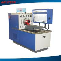 Buy cheap 11KW Injection fuel Pump Test Bench / fuel pump testing machine , driven by motor from wholesalers