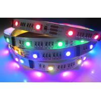 Buy cheap Blue Amber Pink Window Flexible LED Strip Lights 110V / 220v 108W / Reel from wholesalers