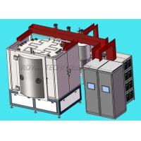 Buy cheap PVD Chrome Ion Plating Machine ,  Hand Shower Silver  PVD Ion Plating Equipment from wholesalers