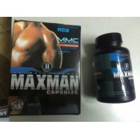 Buy cheap MMC MAXMAN II Male Performance Pills Dick Enlargement Tablets Fast Acting from wholesalers