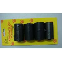 Buy cheap Environmently Friendly Disposable Dog Waste Bags In Roll from wholesalers