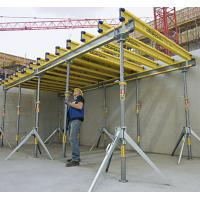 Buy cheap Concrete slab floor table formwork scaffolding system , doka formwork system from wholesalers