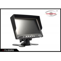 Buy cheap 120 Degree Bus Monitoring System , Rear View Mirror Monitor With Backup Camera from wholesalers