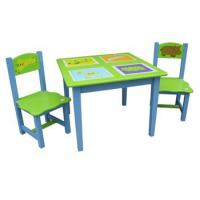 Buy cheap Wooden Desk and Chair from wholesalers