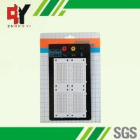 Buy cheap University Lab Black Case Solder Electronic Bread Board 3 Binding Posts from wholesalers