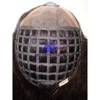 Buy cheap HS17:Nylone ribbon hole net with Fine Mono front top from wholesalers