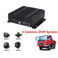 Buy cheap 1280 x 720 P Linux OS AHD 3G SD Card Mobile DVR for Bus Truck Surveillance product