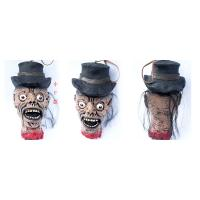 Buy cheap 2014 best sell Halloween toys fake blood terror head product
