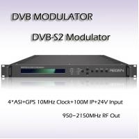 Buy cheap QPSK/8PSK DVB-S/S2 Modulator BISS scrambling(BISS-0,BISS-1,BISS-E) RMSS9010 from wholesalers