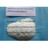 Buy cheap Methenolone Acetate     Bodybuilding Supplement Primobolan Methenolone Acetate CAS 434-05-9 Cutting Androgenic from wholesalers