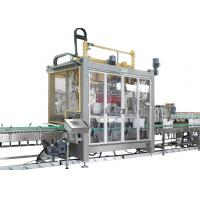 Buy cheap Automatic Pet Water Bottles Bottle Packaging Machine Robot Case Packer 18000bph - 60000bph from wholesalers