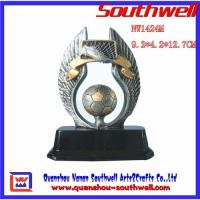 Buy cheap Soccer awards,polyresin awards,polyresin trophy from wholesalers