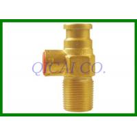 Buy cheap 3KGS Indonisia LPG Small Cylinder Valve with 20mm Outlet Ext Diameter from wholesalers